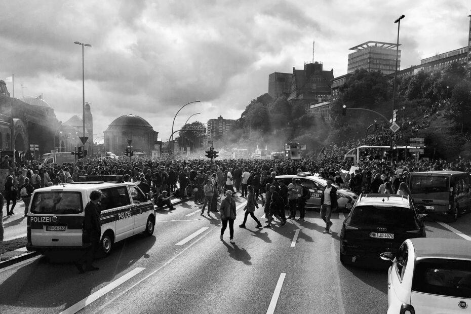 Protest - Prava protestanata