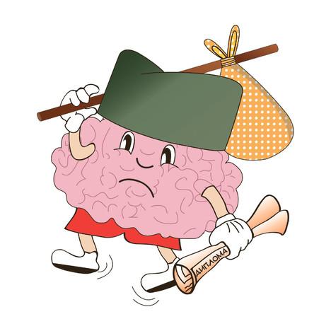 Odliv mozgova Srbija