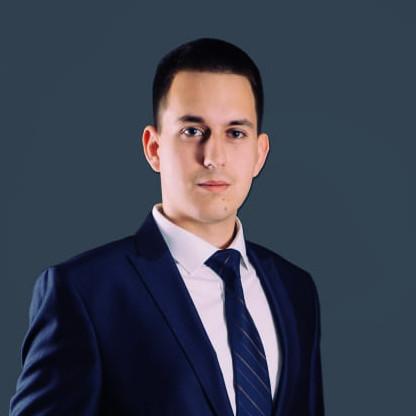 """Nikola Mitrovski - član projektnog tima """"Informacija na dlanu"""" PraviLaw projekta"""