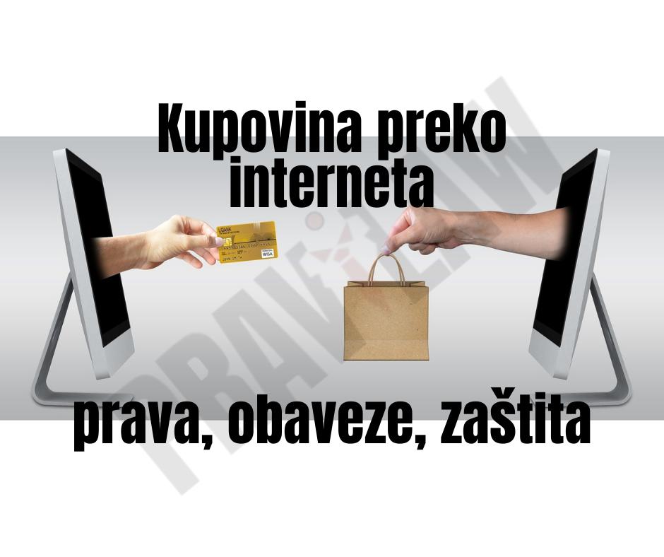 Kupovina preko interneta – prava, obaveze i zaštita