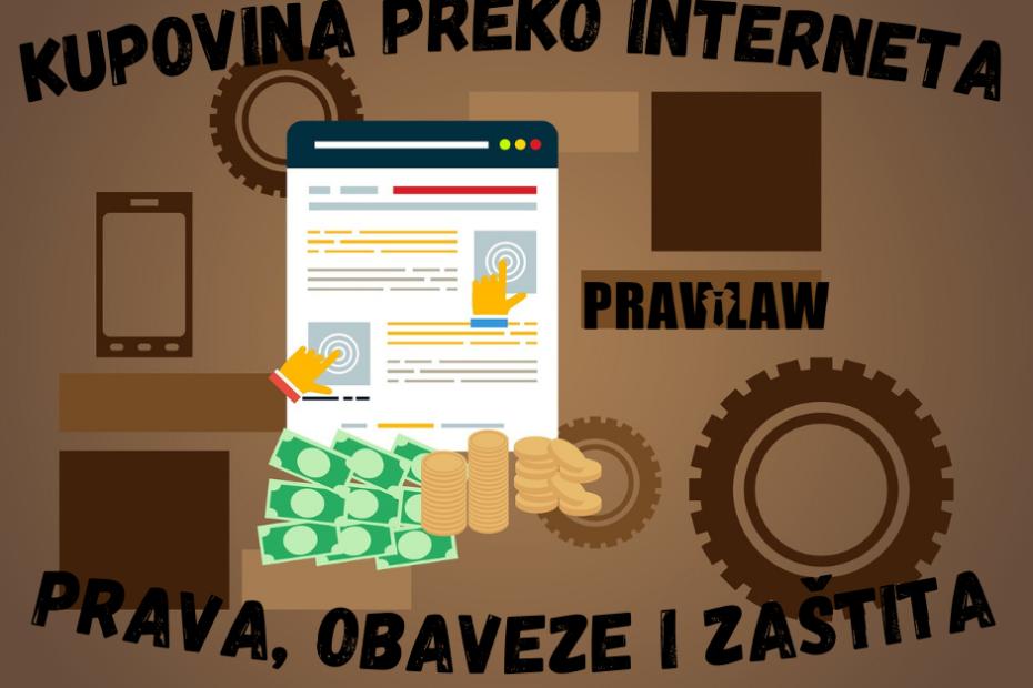 kUPOVINA PREKO INTERNETA - prava, obaveze i zaštita