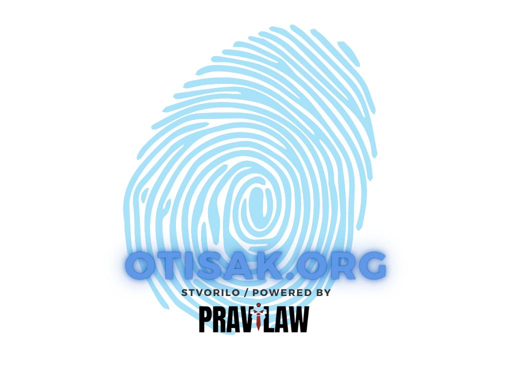 Otisak.org - Projekat zaštite podataka o ličnosti