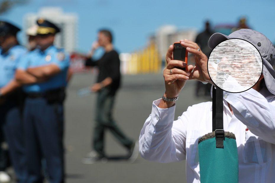 Snimanje policije